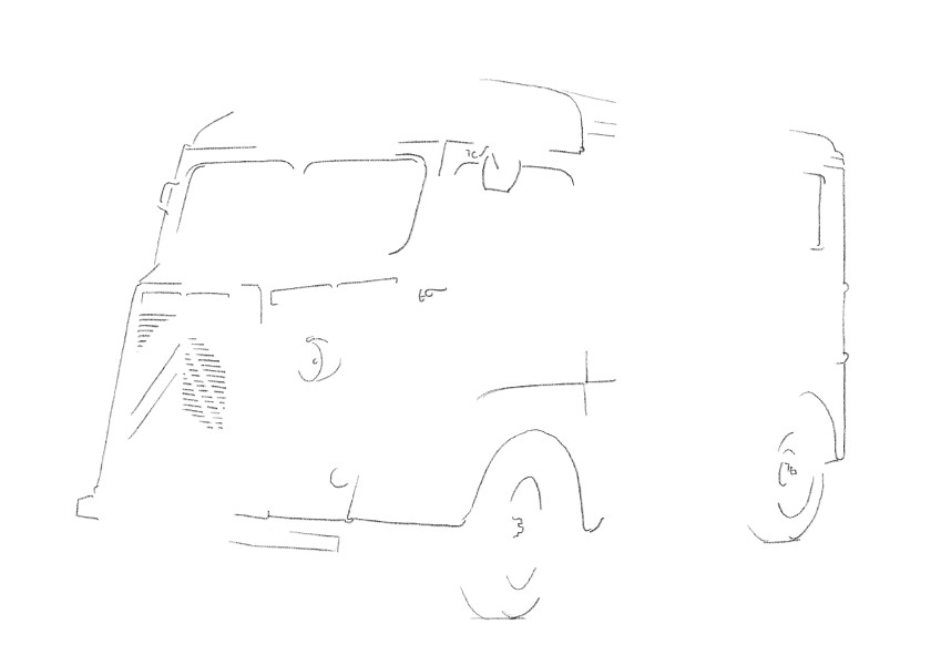 citroen-hy-drawing