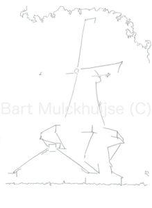 windmill-heesterboom-leiden-lines-bartwerk