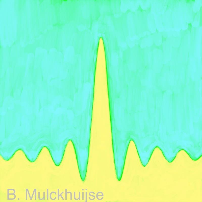 sinc-math-art-bartwerk