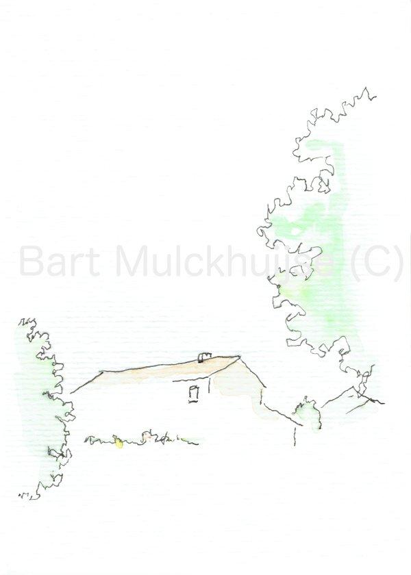 Postcard - bARTwerk